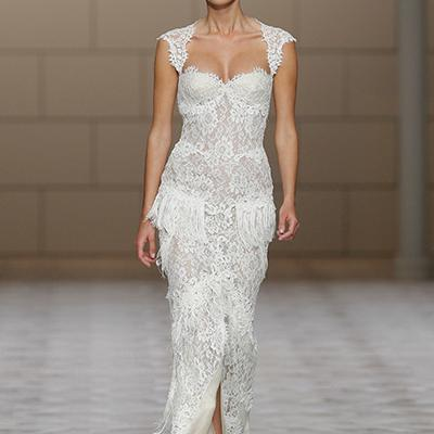 Fringe Wedding Dresses for Your 2016 Wedding