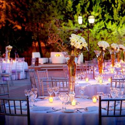 The Top Hotels in Amman with Stunning Outdoor Wedding Venues