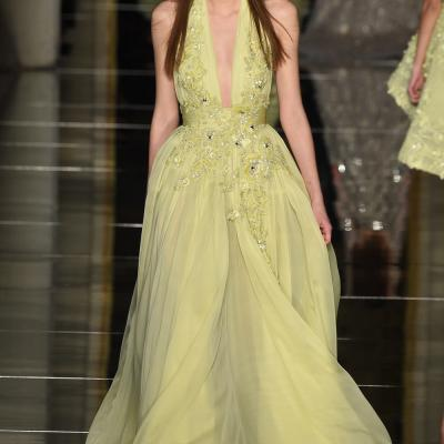 Zuhair Murad Debutes Spring 2016 Haute Couture Collection