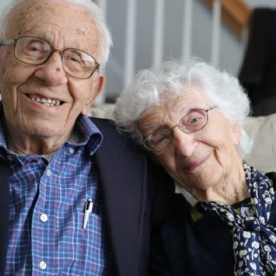Get Your Relationship Advice From America's Longest Married Couple