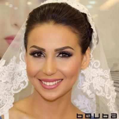 Beautiful Bridal Makeup Looks By Lebanese Makeup Artist Bouba