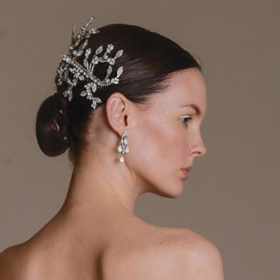 The Latest Bridal Hair Accessory Trends in 2016