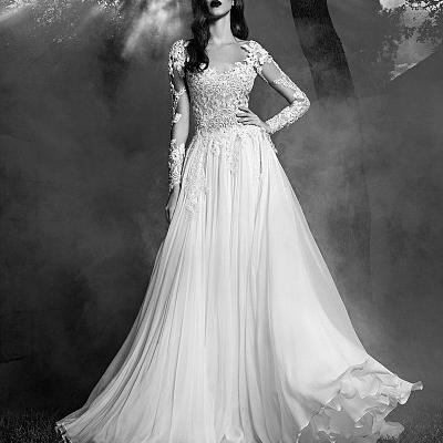 Zuhair Murad's Bridal Collection For Fall and Winter 2016-2017