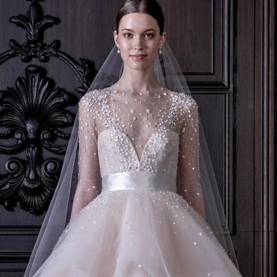 The Best 5 Wedding Dresses for Spring 2016