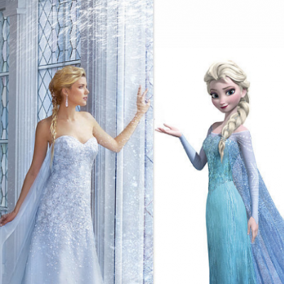 6 Magical Disney-Inspired Wedding Dresses