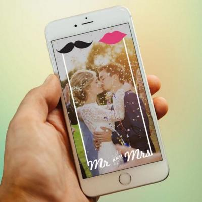 كل ما تودين معرفته حول استخدام تطبيق سناب شات في حفل زفافك