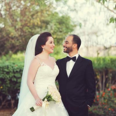 Confessions of a Real Bride: Hala Lukasha