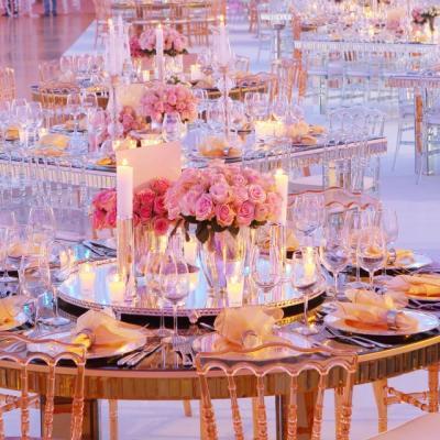 أشهر منظمي حفلات الزفاف في لبنان