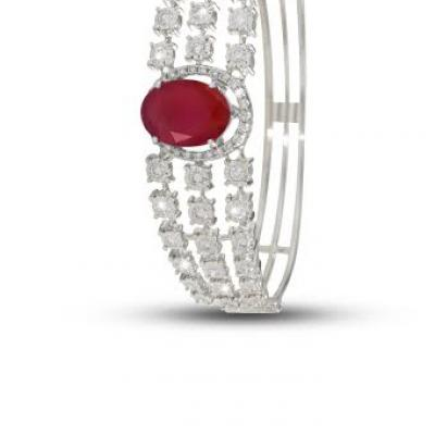 The Royal Ruby Stone For The July Bride