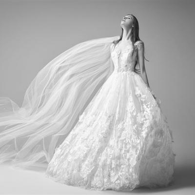 The 2017 Bridal Collection by Saiid Kobeisy