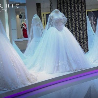 5 Popular Wedding Dress Shops in Kuwait