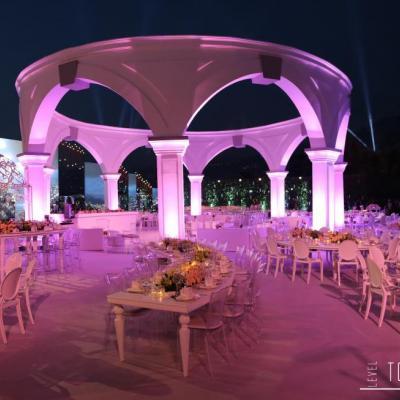أفخم حفلات الزفاف اللبنانية في صيف 2016