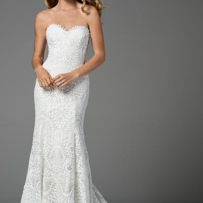Watters Spring 2017 Bridal Collection at New York International Bridal Week