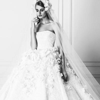 أجمل فساتين الزفاف من تصميم الإماراتية حمدة الفهيم