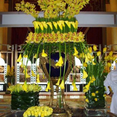 Top 6 Wedding Flower Shops in Jeddah