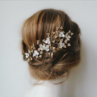 Spring Summer 2017 Bridal Hair Accessories by Belles by Raquel