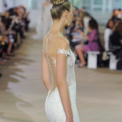 Ines Di Santo Spring/Summer 2018 Bridal Collection