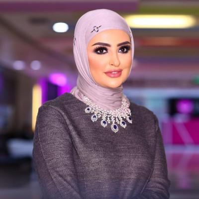Makeup Inspiration by Sondos Al Qattan of Kuwait