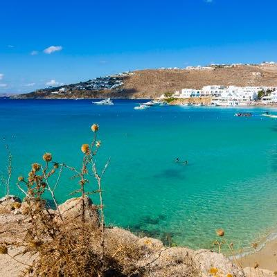 Your Honeymoon in Mykonos