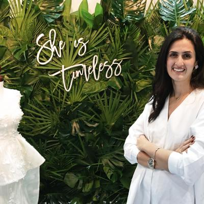 A Chit Chat With Diala Abu Issa, Owner of The Bridal Showroom