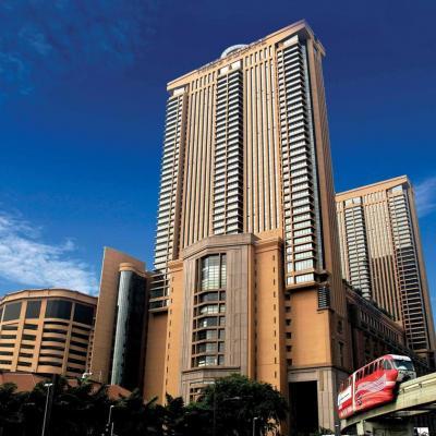 Visit Berjaya Times Square in Kuala Lumpur on Your Honeymoon