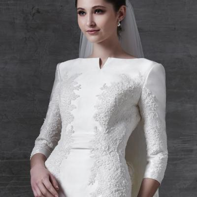 Brian Chen's Latest Bridal Collection