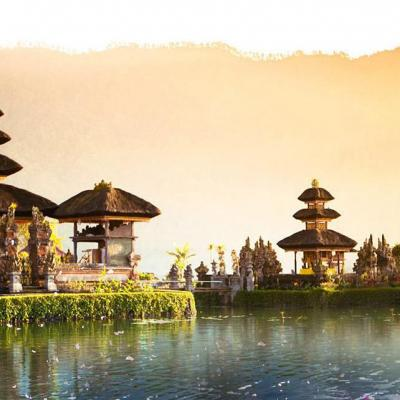 Spend Your Dream Honeymoon in Indonesia