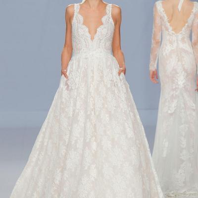 The Rosa Clara 2018 Spring Wedding Dress Collection