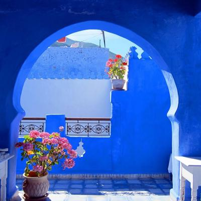 A Fairy Tale Honeymoon at Chefchaouen Morocco