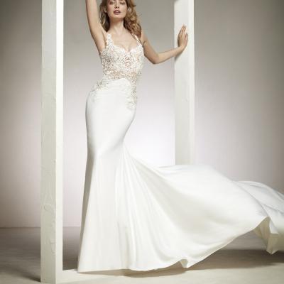 The Pronovias 2018 Wedding Dress Collection