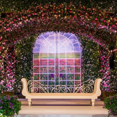 9 Magical Kosha Designs By UAE Wedding Planners