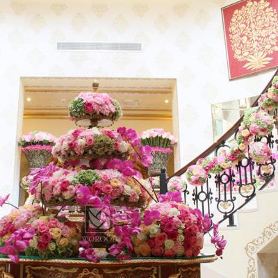 Find Flower Shops At Dubai Mall