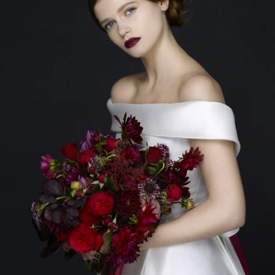 Stunning Designs by Marguerite Hannah: British Bridalwear Designer of the Year