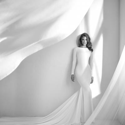 The 2018 Atelier Pronovias Wedding Dress Collection