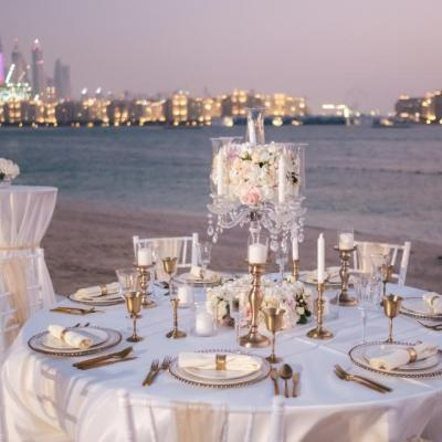 Dream Weddings at a Dream Location on the Iconic Palm Jumeirah