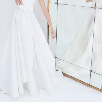 5 Beautiful Simple Wedding Dresses for Fall 2018