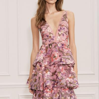 Engagement Approved Dresses by Marchesa's Notte RTW Spring 2018 Collection