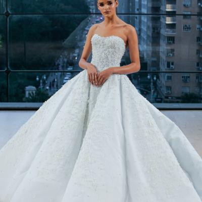 The Fall 2018 Wedding Dress Collection by Ines Di Santo