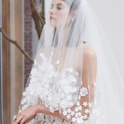 فساتين زفاف أوسكار دي لا رينتا لربيع 2018