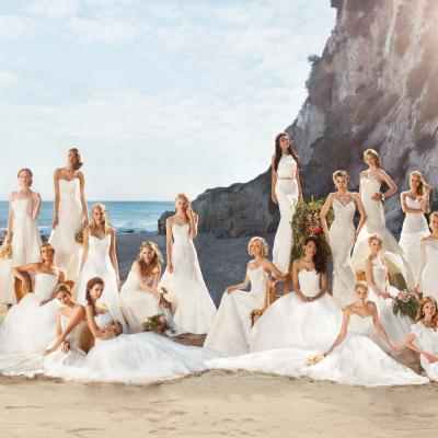 The Villa del Sol Bridal Collection by Casablanca Bridal