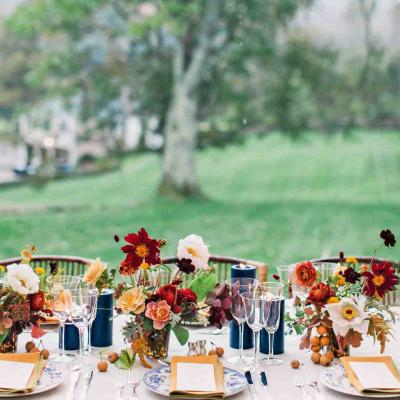 4 Wedding Trends Coming in 2018 According to Martha Stewart Weddings