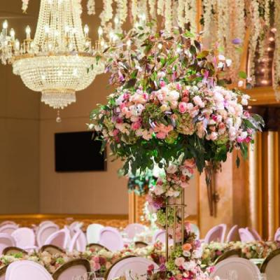 The Top Wedding Florists in Dubai