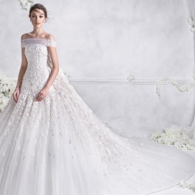 The 2018 Wedding Dress Collection by Rami Al Ali