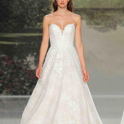 St. Patrick Spring 2018 Wedding Dresses