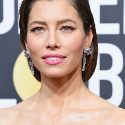 Stars in Bulgari at 75th Annual Golden Globes