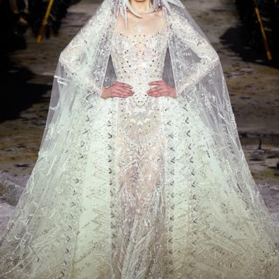 Wedding Dresses: Second Day Paris Fashion Week