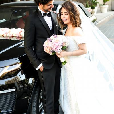 Real Bride Shatha Al Sheikh Shares Her Wedding