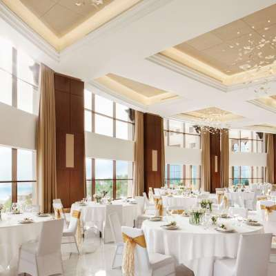 Topaz Ballroom at Fairmont Ajman