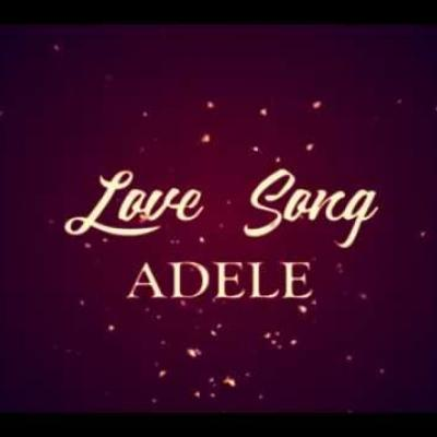 Embedded thumbnail for Adele - Love Song