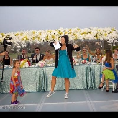 Embedded thumbnail for Best Maid of Honor Toast Ever (Eminem Rap)